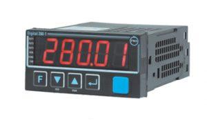 Controladores digitais e indicadores