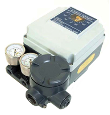 Posicionadores rotativos electropneumaticos EPR