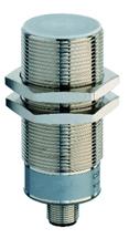 Sensores capacitivos metalicos M30 faceados alcance 10mm conector M12