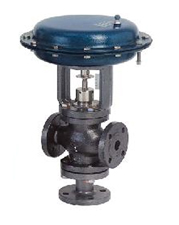Valvulas de controlo de 3 vias desviadora misturadora _803