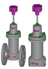 Valvulas redutoras de pressao RP10