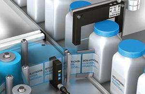 Di-soric: Tecnologias para a indústria da etiquetagem e rotulagem.